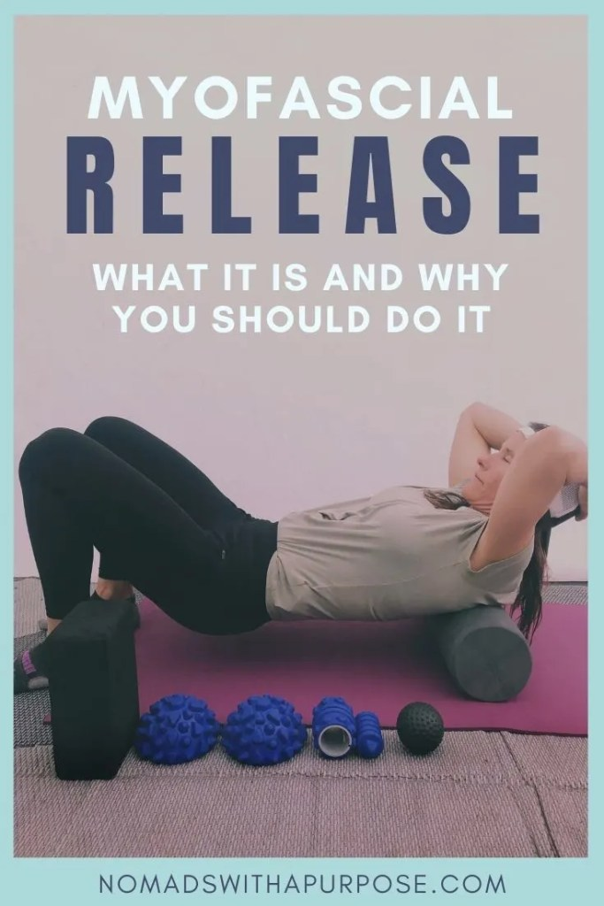 myofascial release: What it is and why you should do it