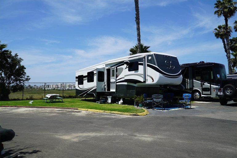 Campland on the Bay, California Best Campground