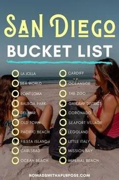 San Diego Bucket List Guide