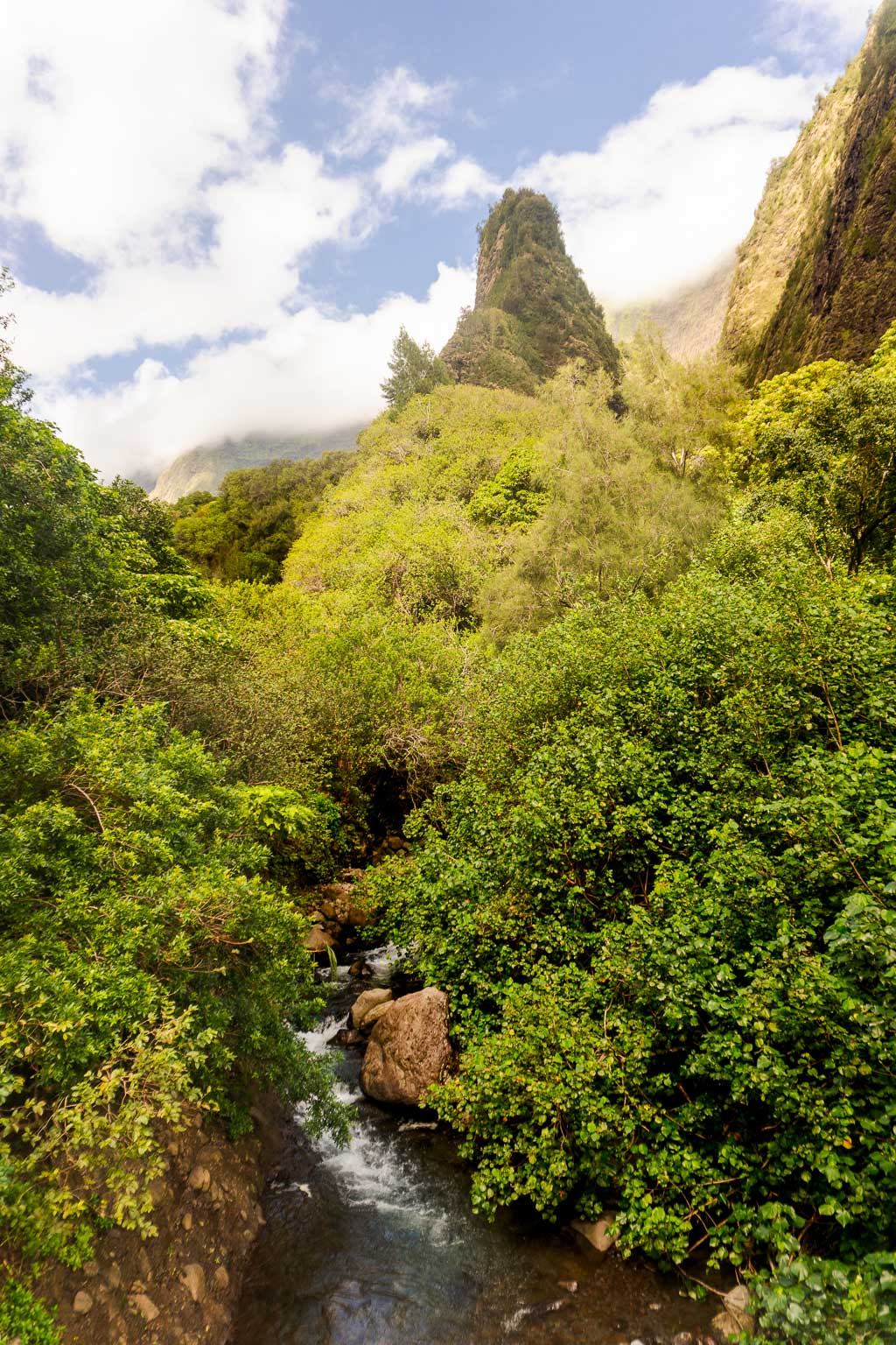 Iao Valley Needle, Napili, Maui