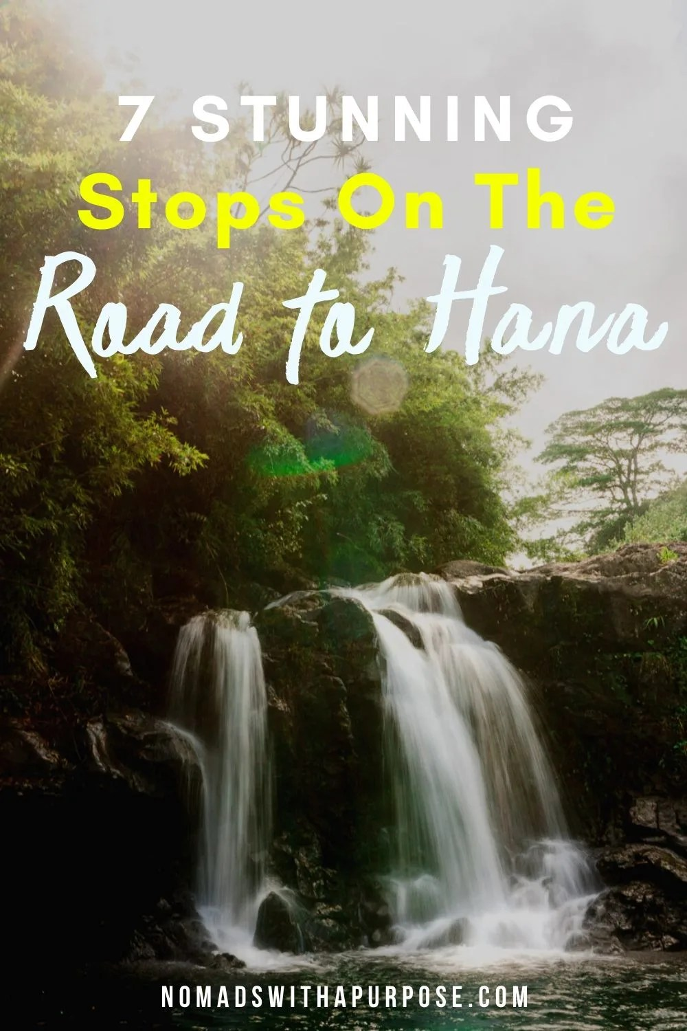 7 stunning stops on the Road to Hana