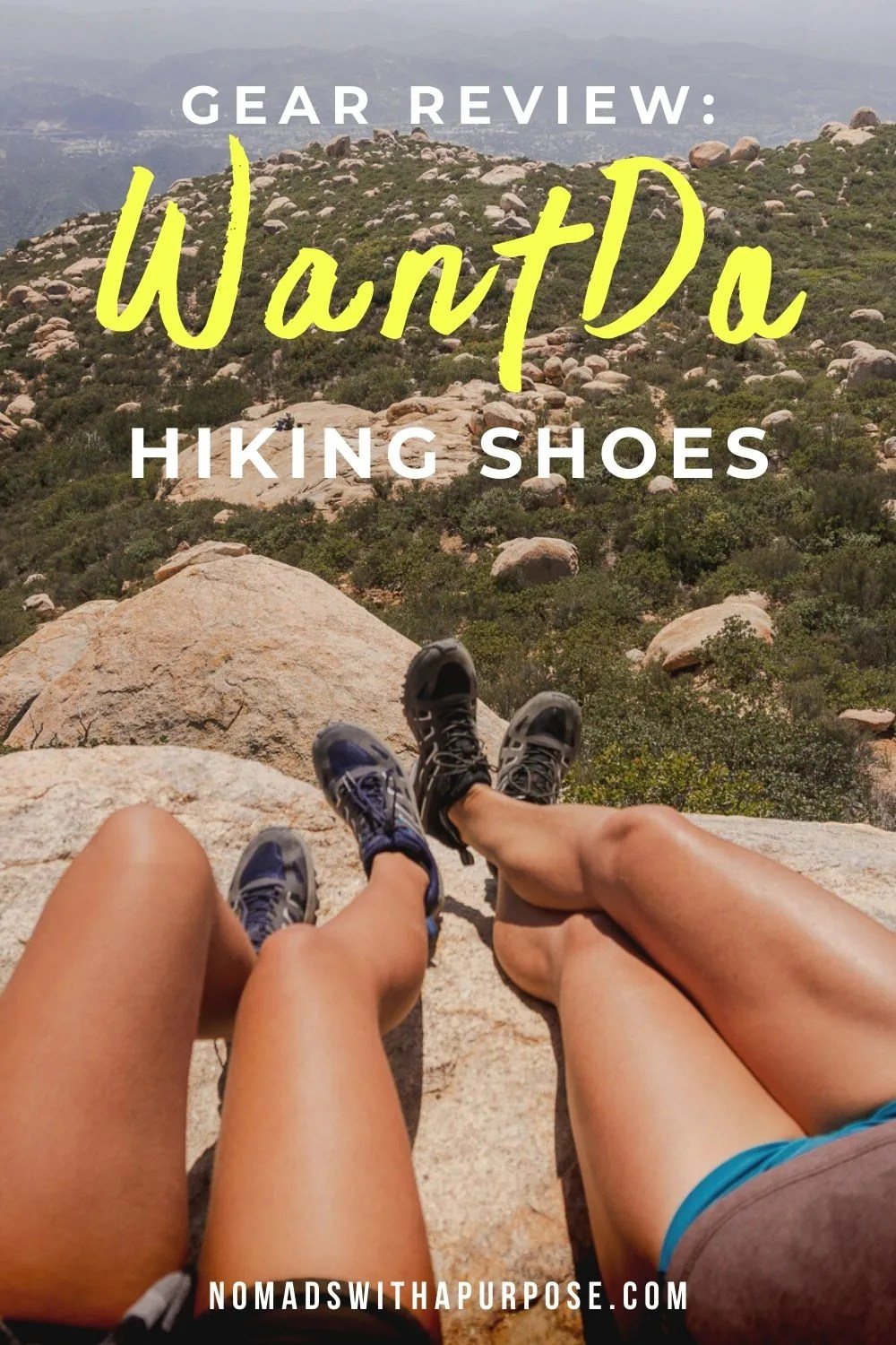 WantDo Hiking Shoe Review