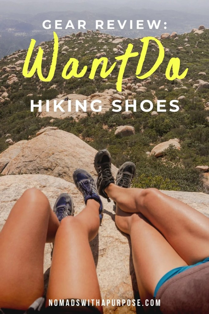 WantDo Hiking Shoe Review