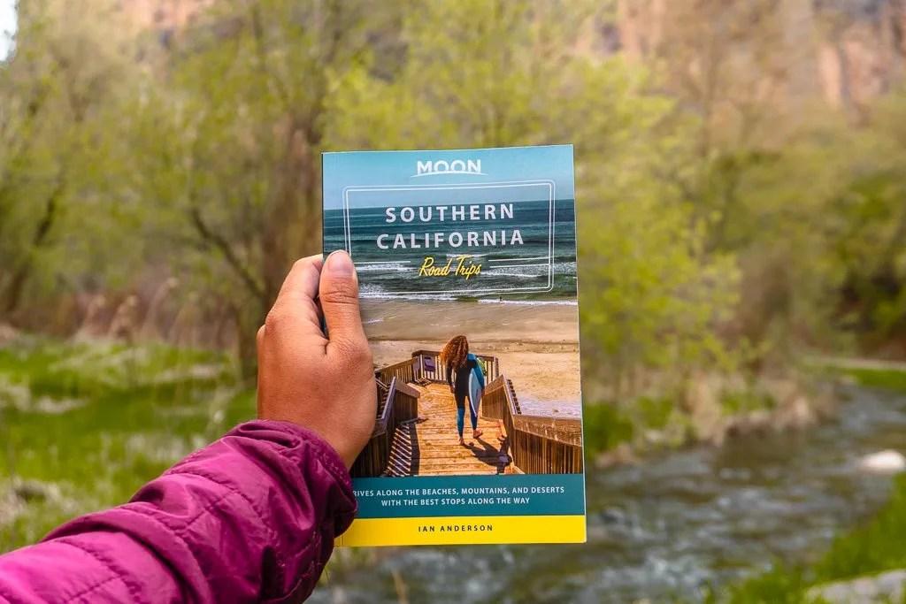 Moon Southern California Road Trips Guidebook