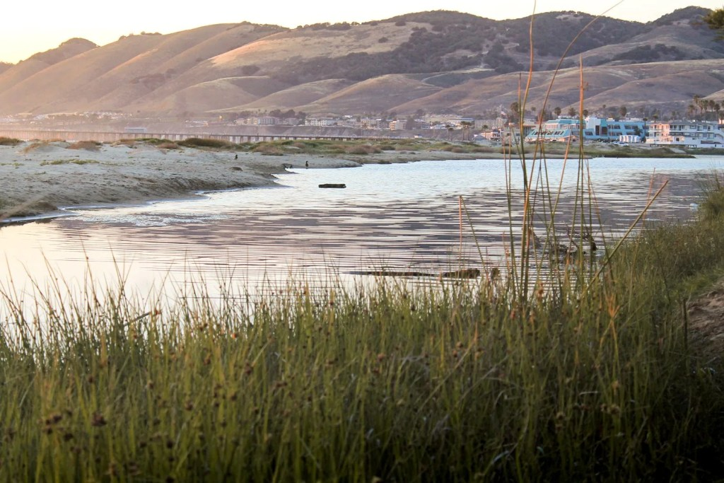 Beautiful Pismo Beach in Southern California