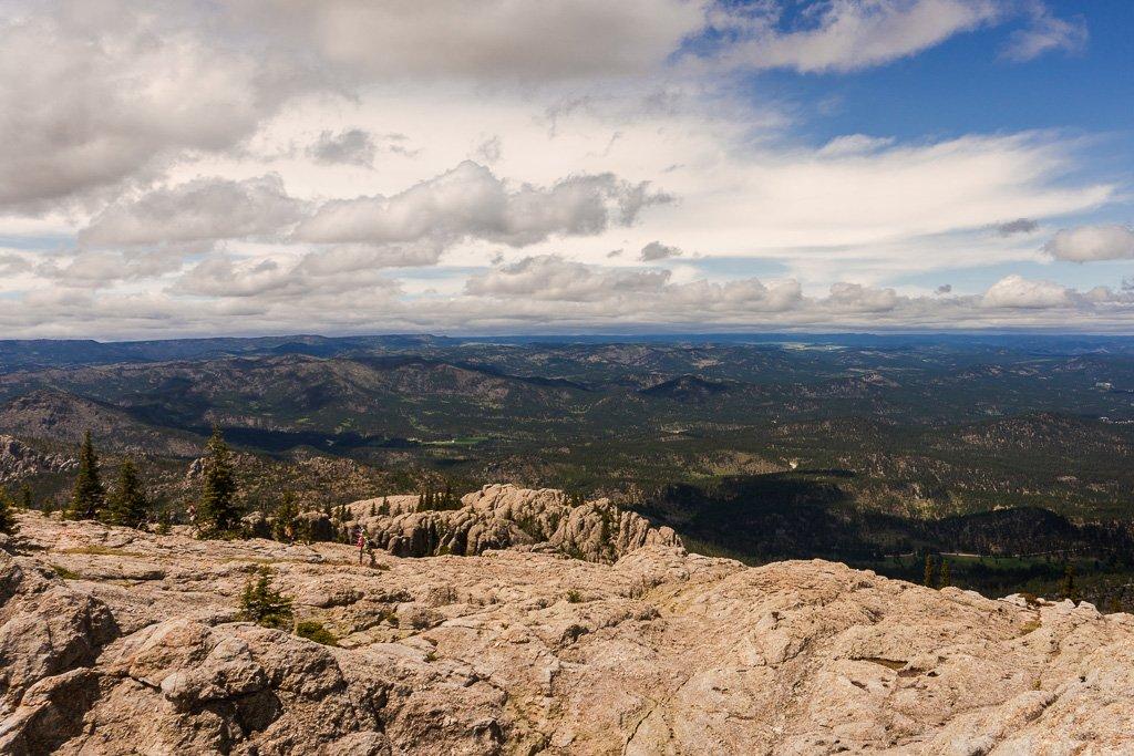 Black Elk Peak hike