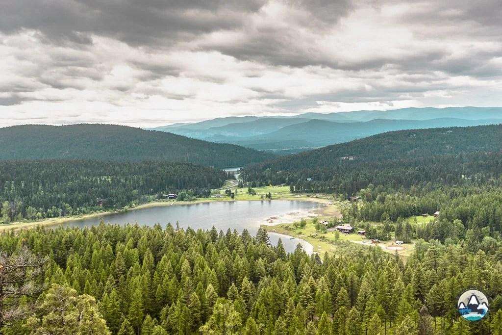 Grand Teton to Yellowstone to Glacier National Parks Road Trip Whitefish Montana