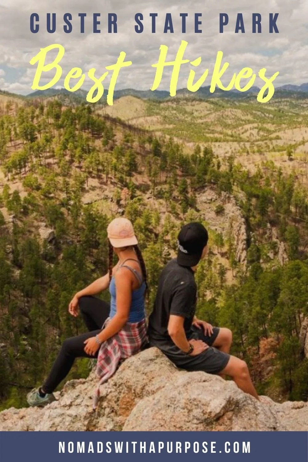 Best Hikes Custer State Park