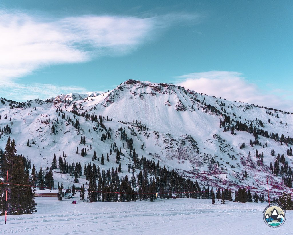 Little Cottonwood Canyon on a Utah Road Trip