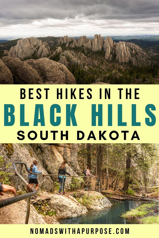 Best Hikes int he Black Hills South Dakota