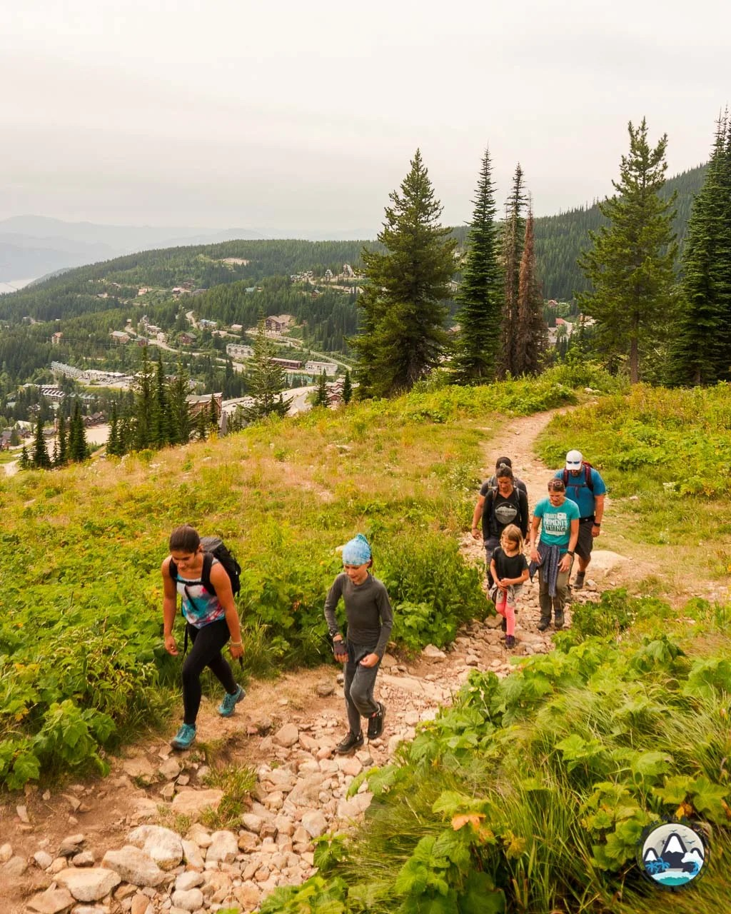 Schweitzer Mountain Nature Trail