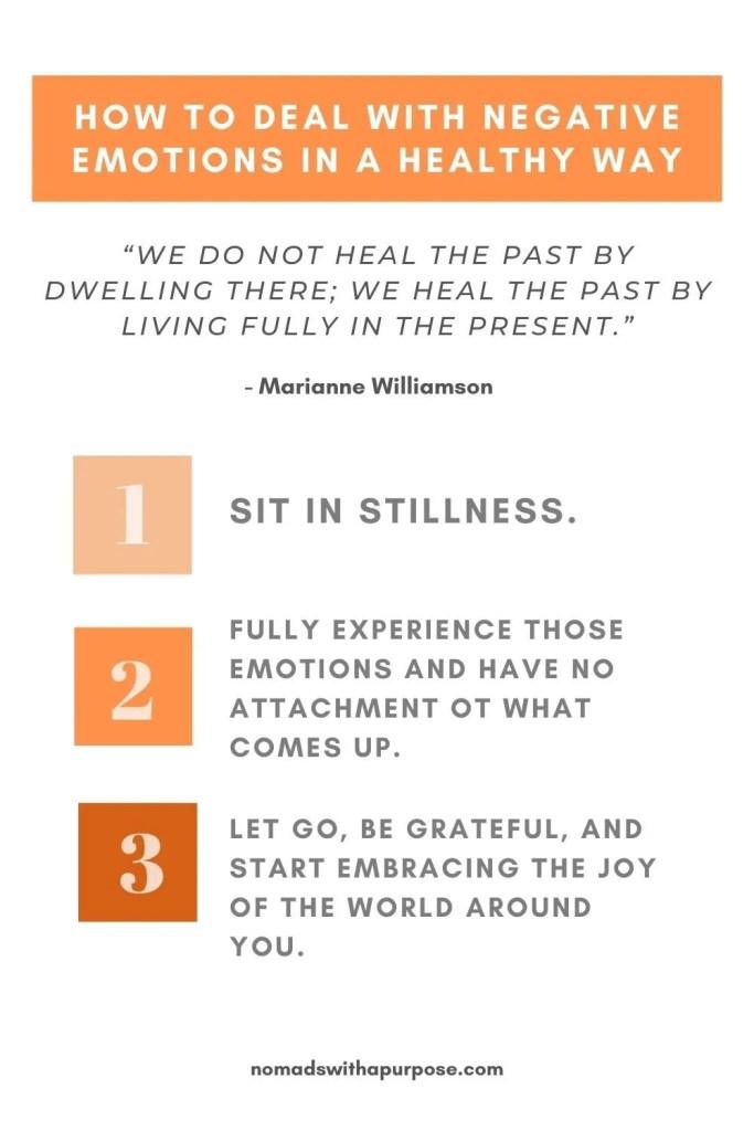 embracing chakra emotions