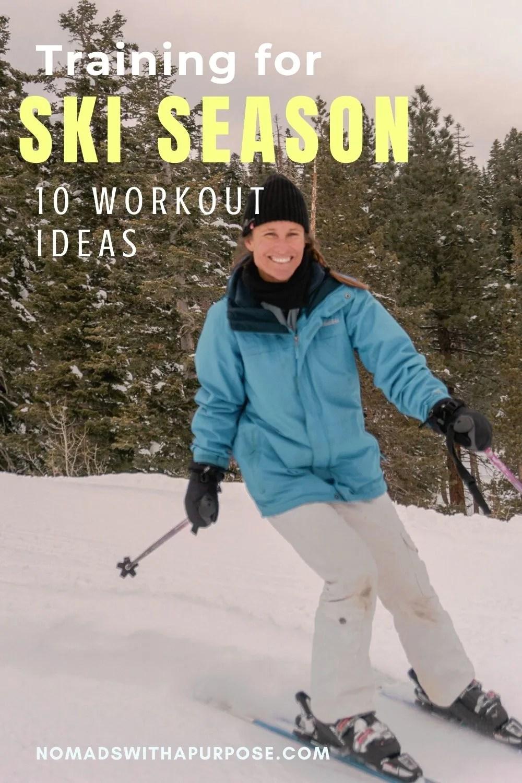 Training for Ski Season: 10 Workout