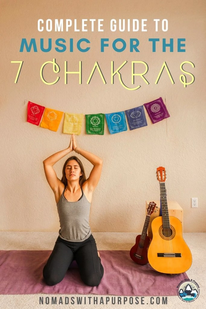 Music for the 7 Chakras