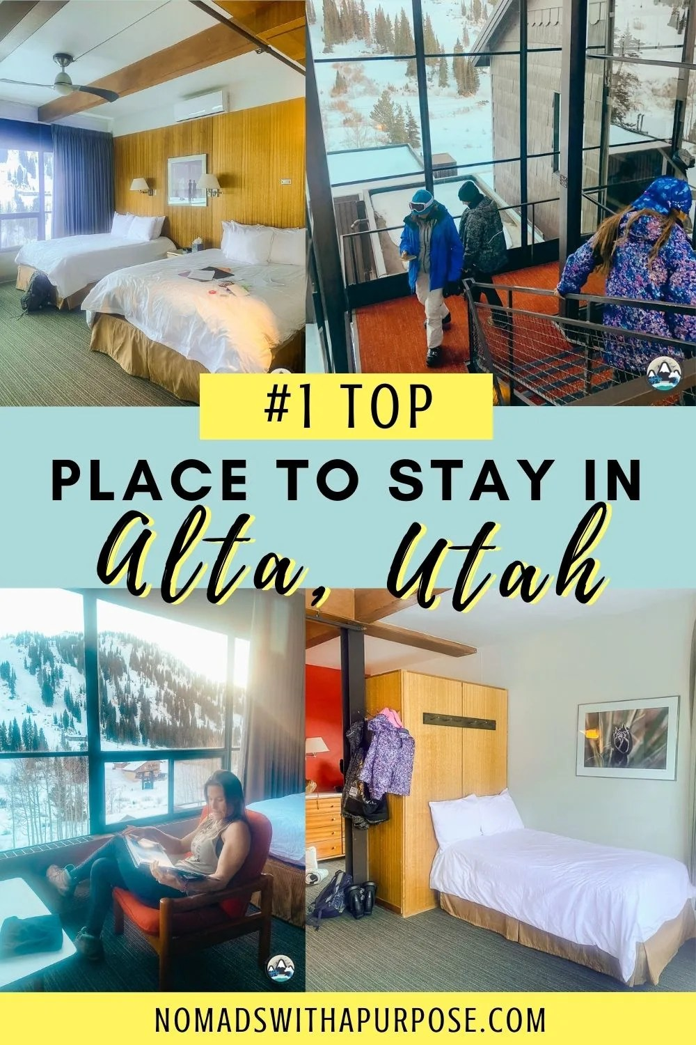 Top Place to Stay in Alta, Utah