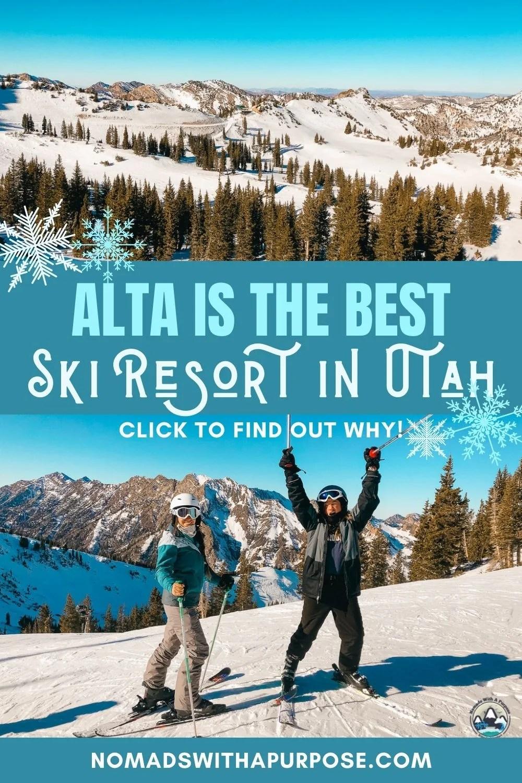 Why we Love Alta Ski Resort