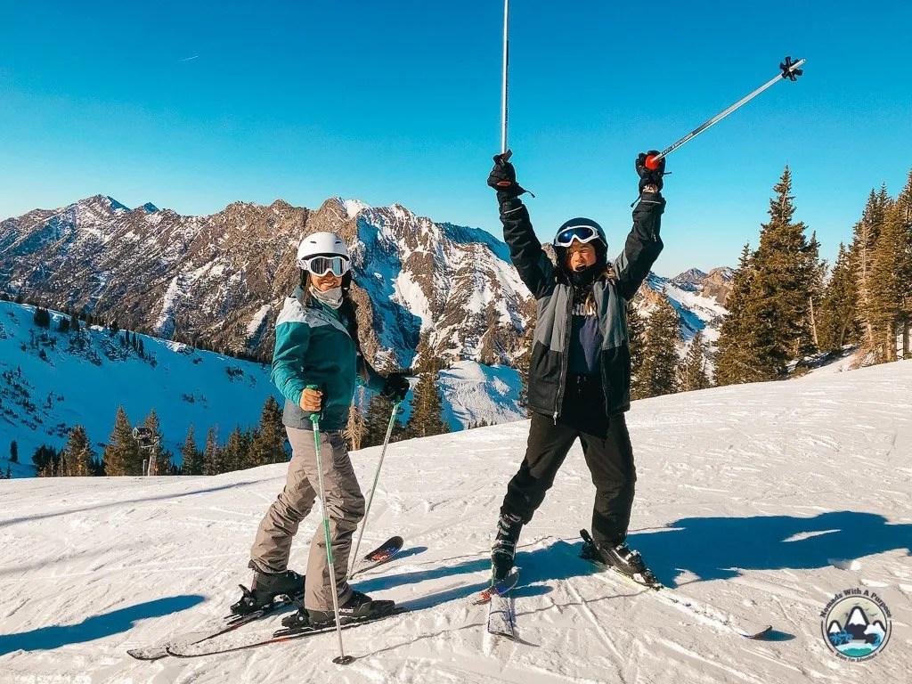 Alta Snowbird for Family Ski Trip