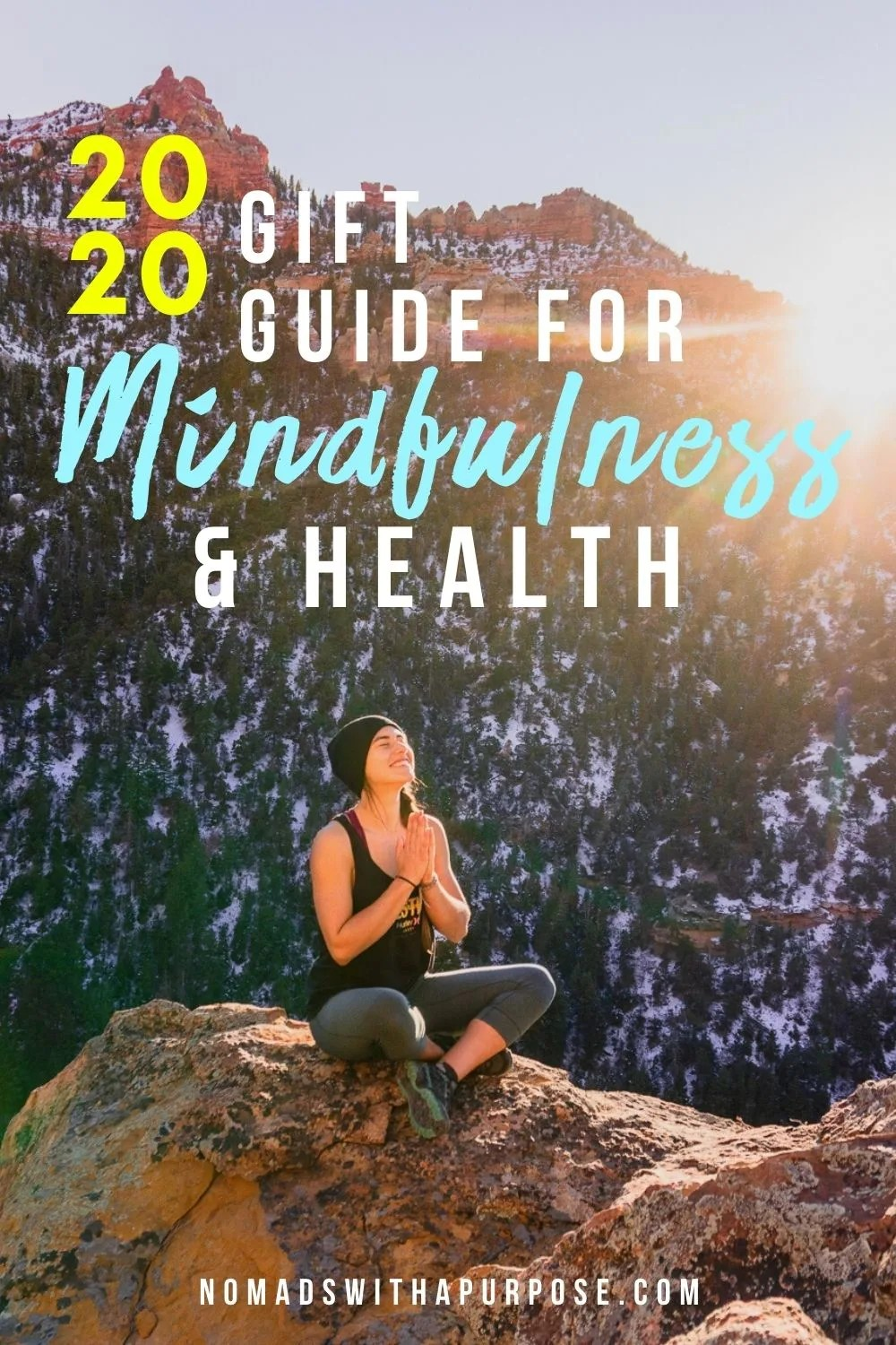 Mindfulness and Health Gift Guide for 2020