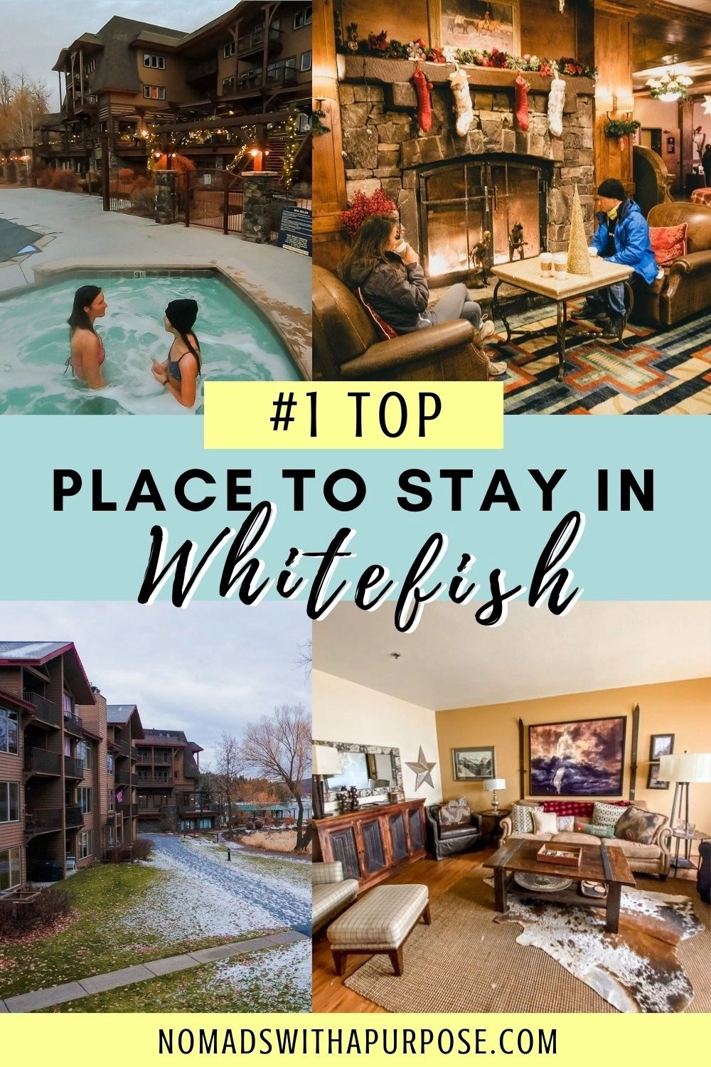 Top Place To Stay In Whitefish Montana