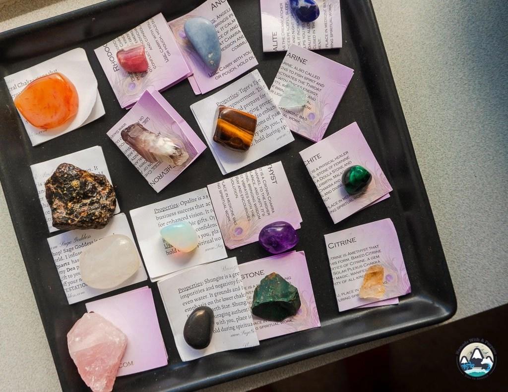 Crystals for beginner meditation