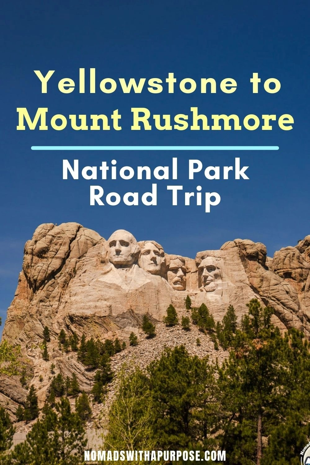 Yellowstone to Rushmore National Park Road Trip