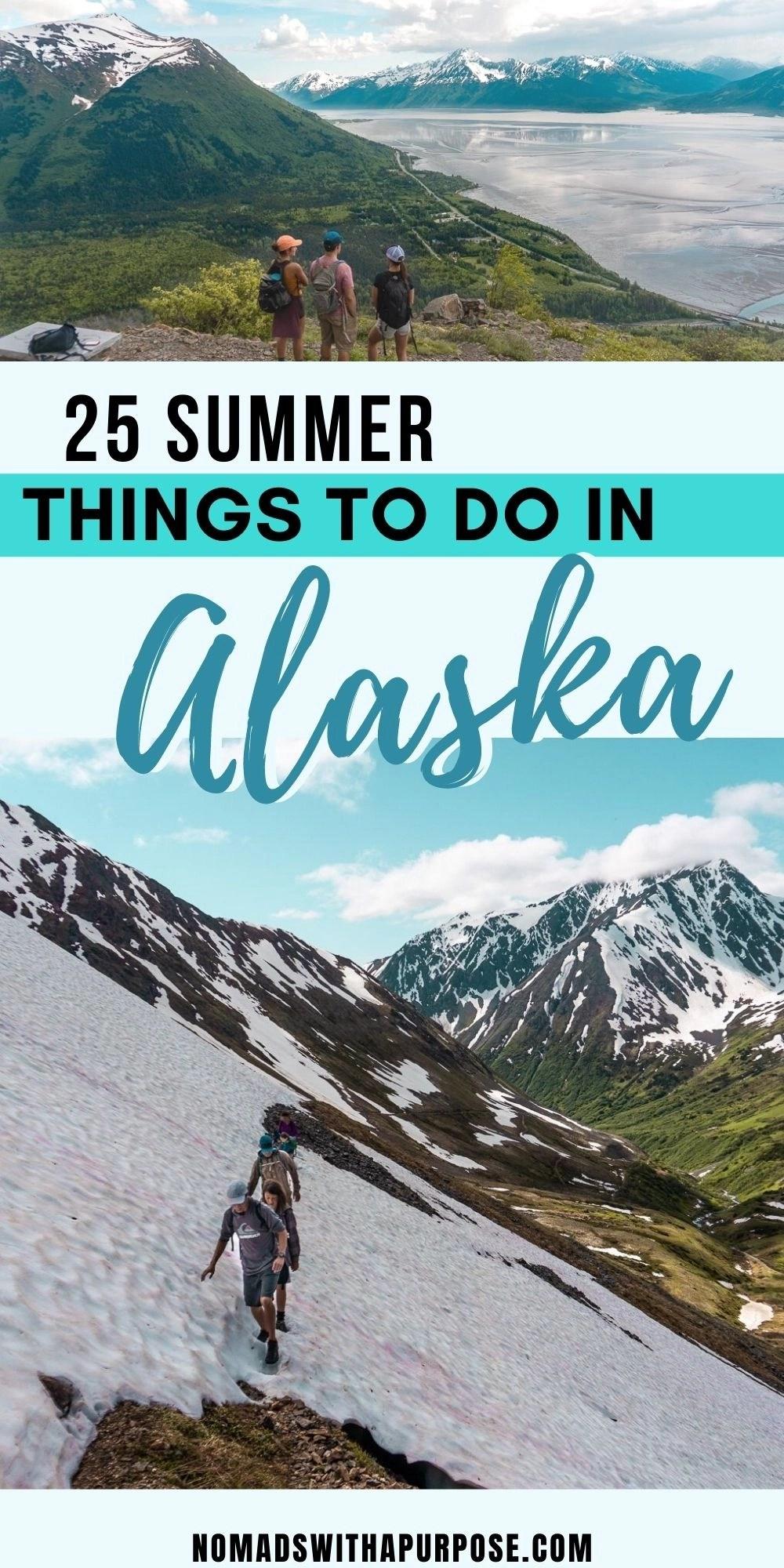 Things to Do Alaska Pin