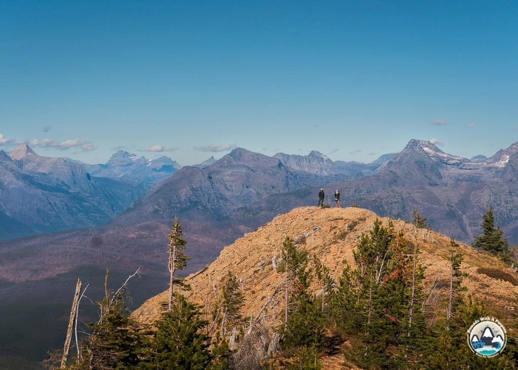 Ousel Peak, West Glacier, Hikes Outside Glacier