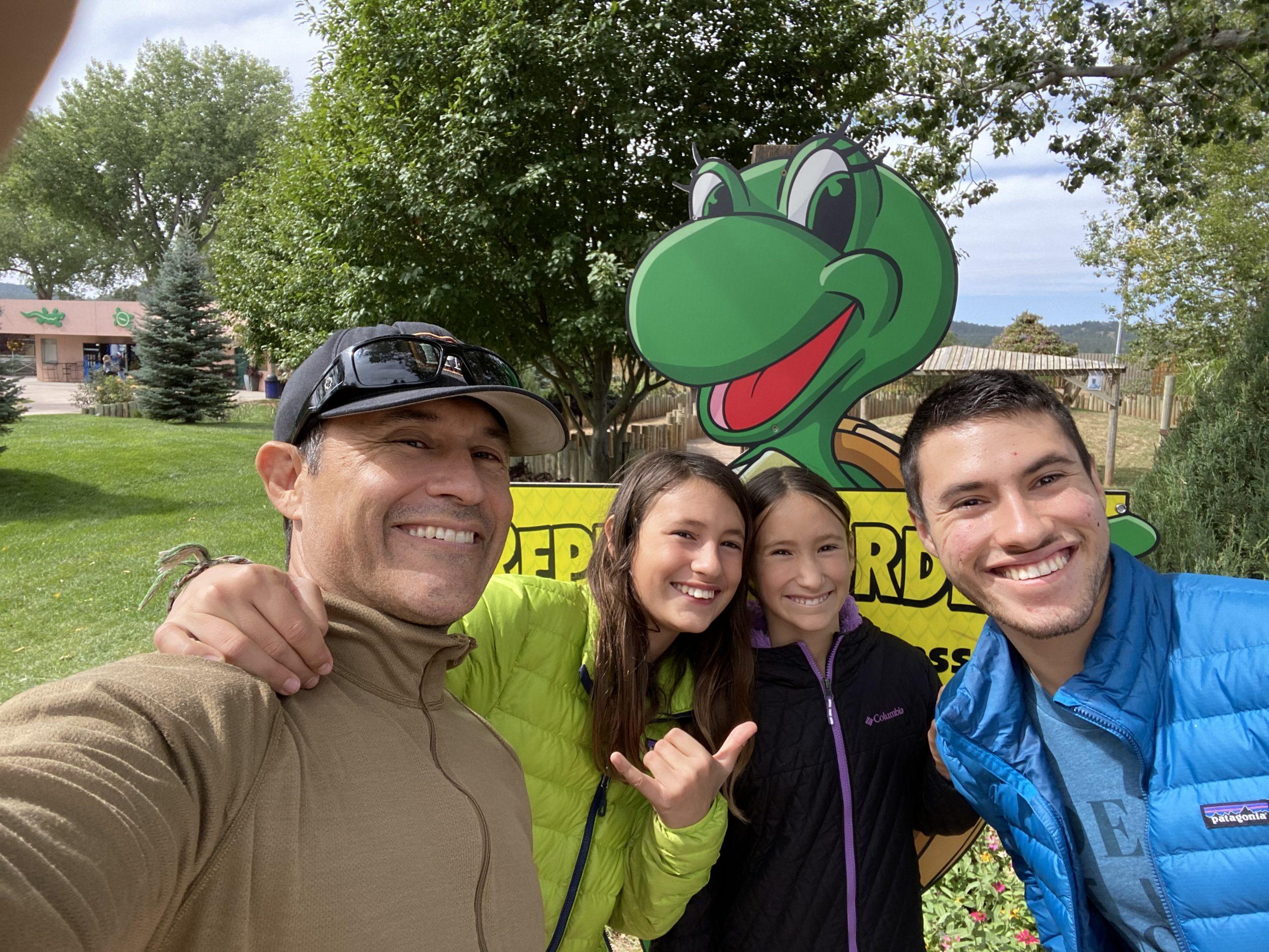 Reptile Gardens in Rapid City