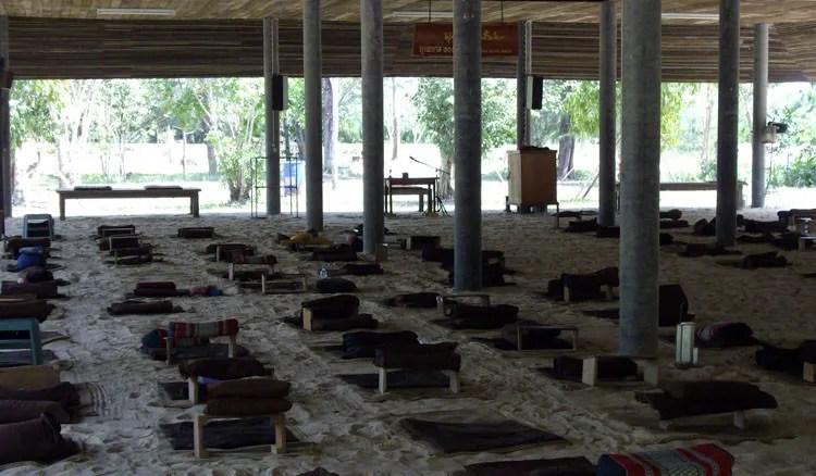 Suan Mokkh Meditation Retreat