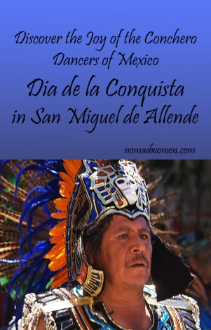 Experiencing joy. Why you should visit San Miguel de Allende, Mexico, for Dia de la Conquista.