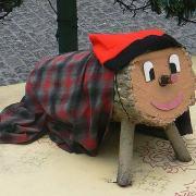 Catalan Christmas Tradition of the Caga Tio or Poop Log