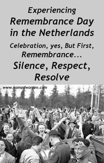 Pin for Later: Remembrance Day in the Netherlands, a time of silence, remembrance and resolve