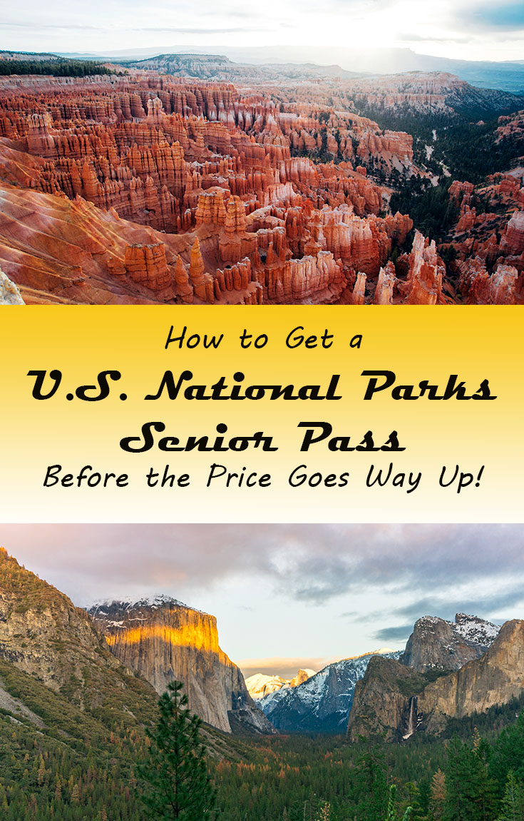 U S National Parks Senior Pass Price To Rise Soon A Lot
