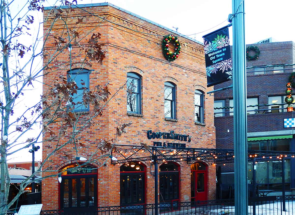 coopersmiths-pub-brewery-old-town-fort-collins-colorado ...