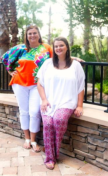 Melody and Taylor Pittman of Wherever I May Roam Blog