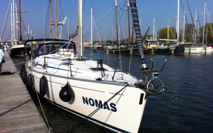 Nomas in Lelystad Haven