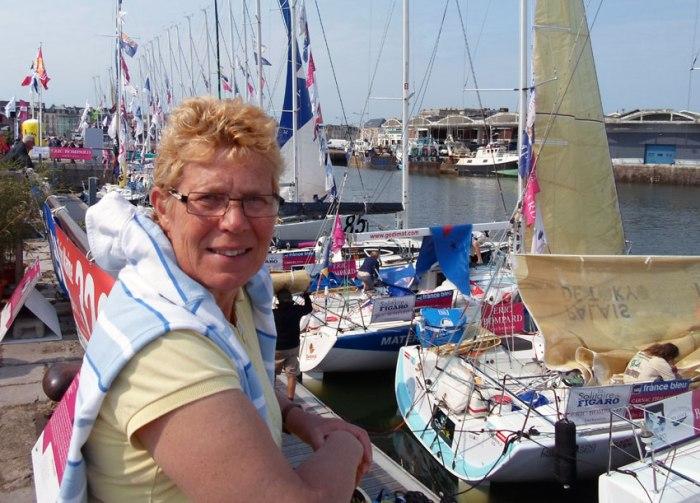 Ankie in Dieppe