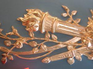 Bruno Toupry est expert en restauration d'oeuvres d'art anciennes. Atelier du nombre d'or réalise du prototypage.