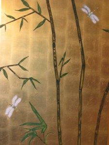 Atelier du nombre d or restaure les sculptures polychromes.