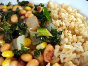 baltimorean beans and rice photo 300x225