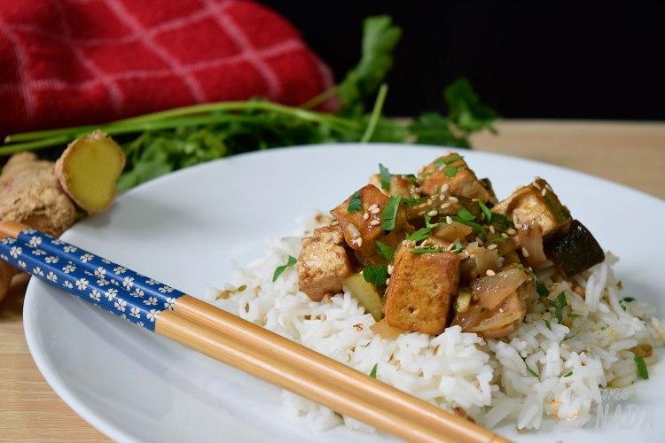 Tofu-con-leche-de-coco