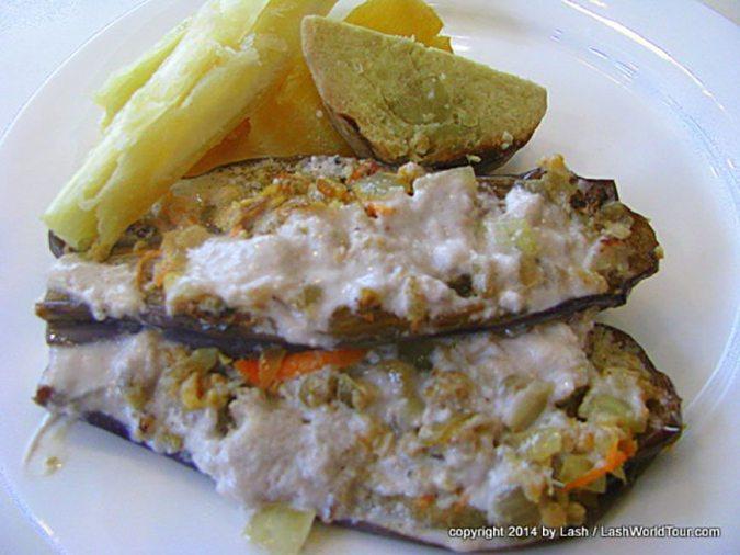 Most Popular Fijian Food - baigan-valo-2