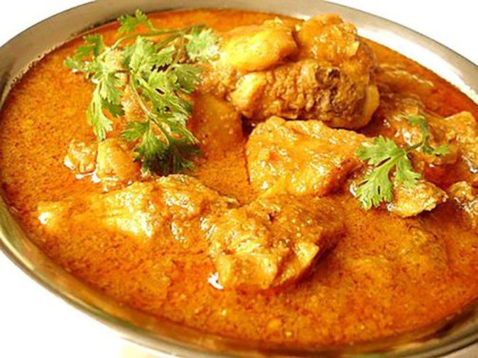 Popular Food in Fiji - Fijian Chicken Curry