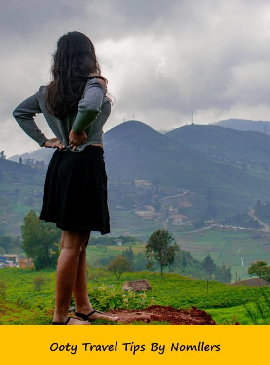 Ooty travel tips
