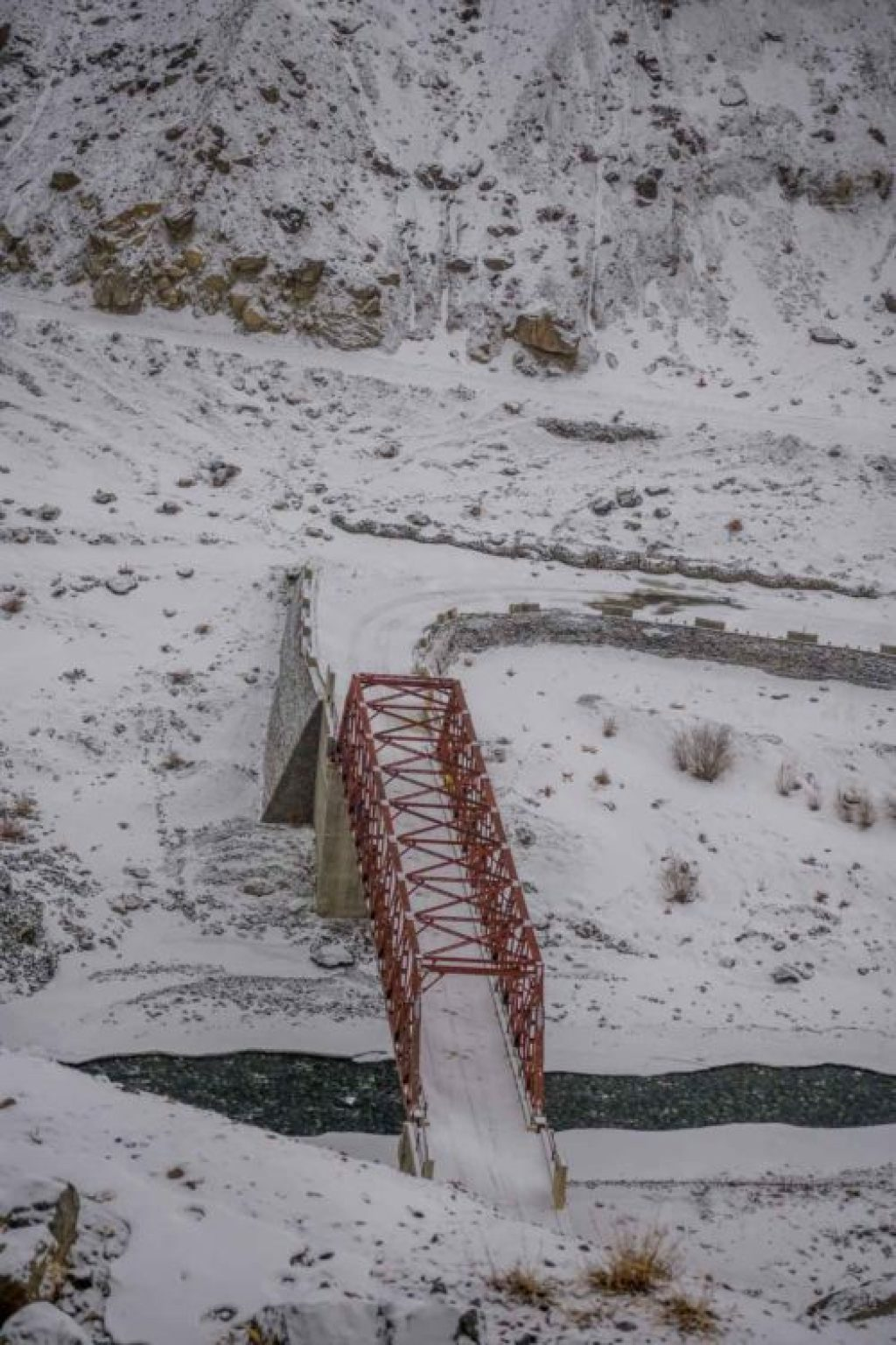 Bridge towards Losar