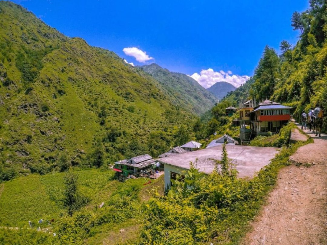 Great Himalayan National Park, Tirthan Valley