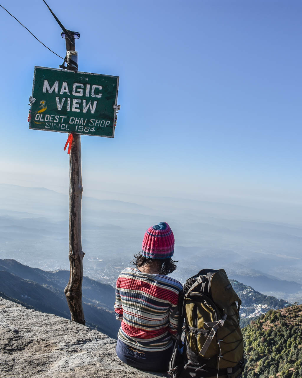 Magic View Point Triund