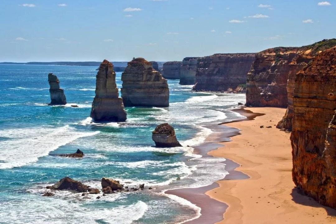 12 Apostles, Roadtrips in Australia