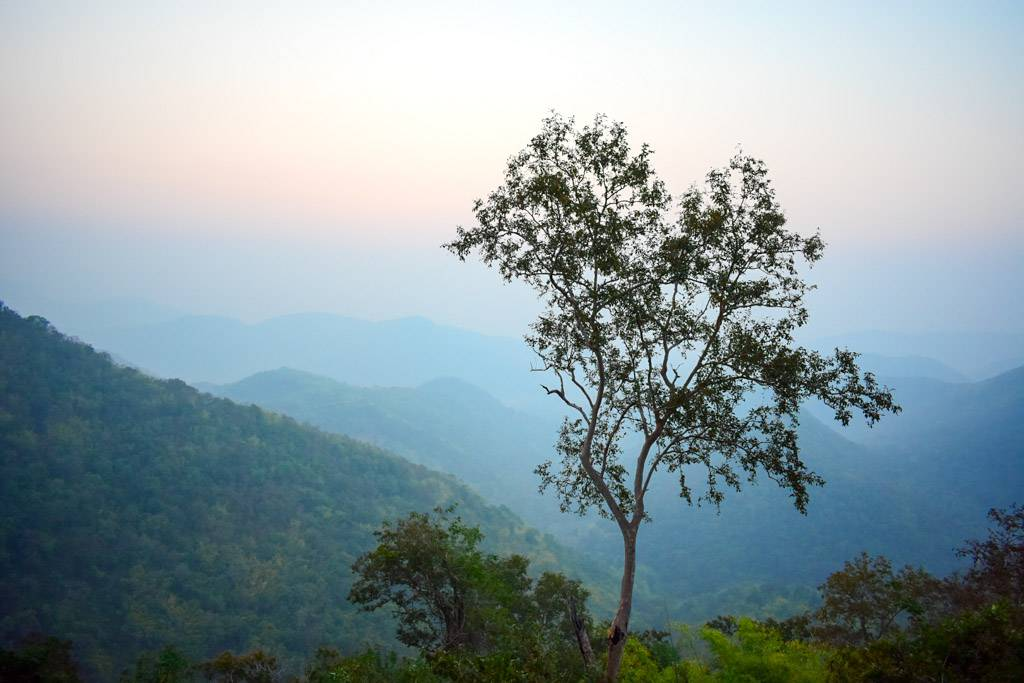 Mountain Views from Lambasinghi, Places to visit in Vizag