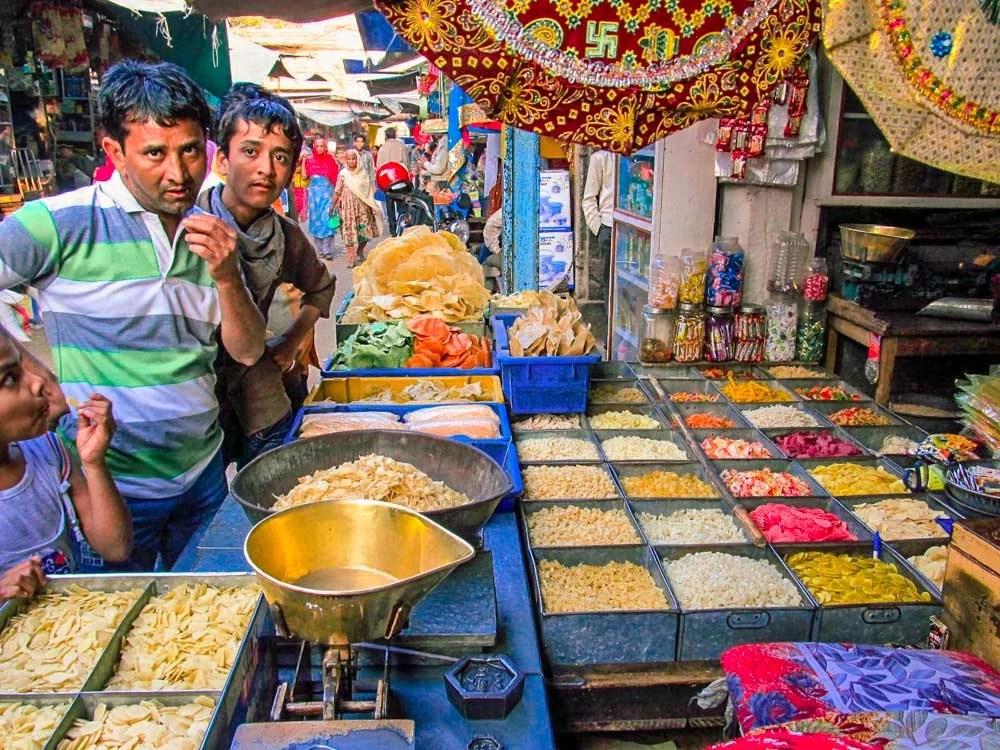 Enjoy Food in the Old Market City, Jodhpur
